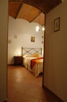 Appartement Raffaello   Slaapkamer 1 met 2-persoonsbed