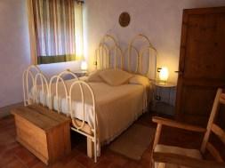 Slaapkamer 2 met 2-persoonsbed