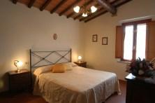 Appartement Botticelli   Slaapkamer met 2-persoonsbed