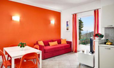 Appartement Figaro | Slaapbank voor 2 personen