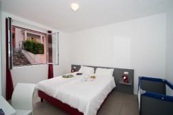 Appartement Edera 4 | Slaapkamer 1 met 2-persoonsbed