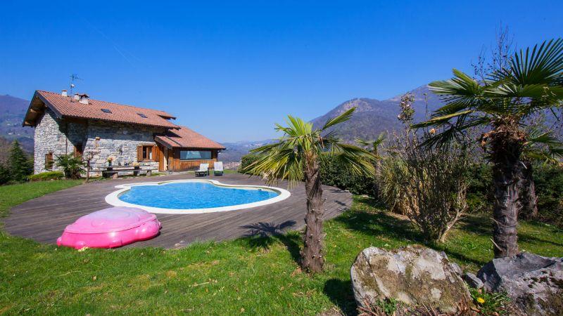 vakantiehuis prive-zwembad bergen noord italie