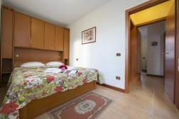 Appartement Orchidea 3| Slaapkamer met 2-persoonsbed