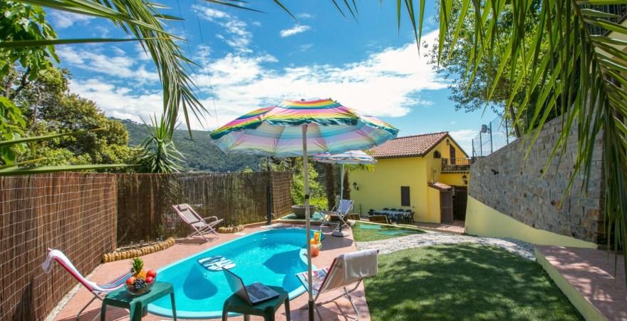 villa noord italie