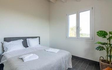Slaapkamer 3 met 2-persoonsbed