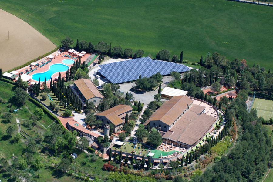 Offerte di Capodanno La Fattoria Casina in Toscana