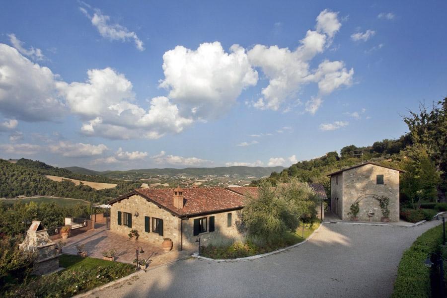 Offerte di Capodanno in Villa Singola Principessa in Umbria