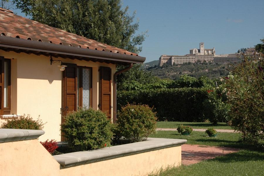 Offerte di Capodanno al Podere Assisi appartamenti in Umbria