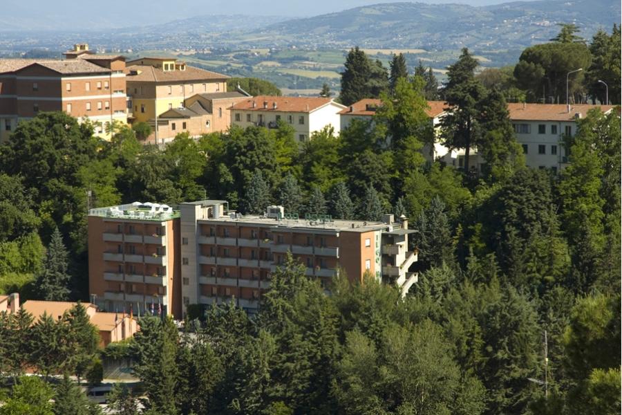 Offerte di Pasqua in Hotel Perugia 3 stelle centrale in Umbria
