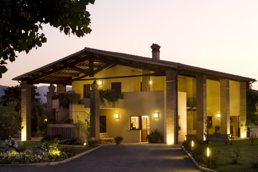 Offerte di Capodanno Country House Spa a Spoleto in Umbria