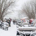 italiainpiega-motoraduno-motoraduni invernali 2017-2018-Winter-Treffender Motorradfahrer