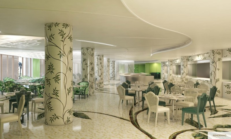 Luxurious Versace Resort Opens In Dubai Italia Living