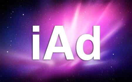 apple iad 001 iAd: Apple vuole 1 milione di dollari per ogni campagnia pubblicitaria