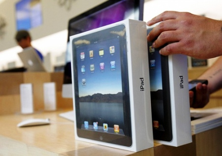 iPad 0001 UBS Investment Research: Apple potrebbe vendere 28 milioni di iPad durante il 2011