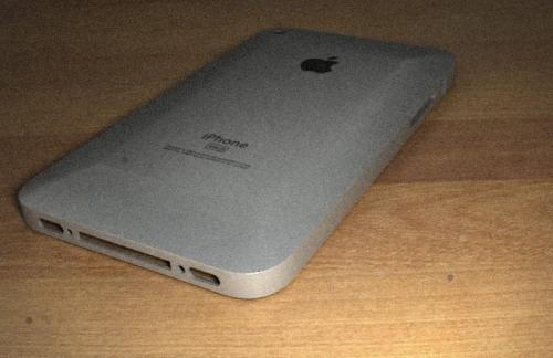 iPhone4G unibody 0001 MacRumors: Svelate le prime foto del prossimo iPhone 4G UniBody?