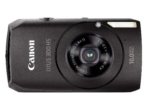 Canon IXUS 300HS 001 Canon ha presentato la nuova IXUS 300 HS che permette di catturare fino a 240 fotogrammi al secondo