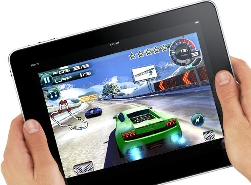 iPad Games 001 iPad App Store: Raggiunta la quota delle 10.000 applicazioni disponibili in solo 63 giorni