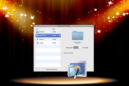 ium iUseMac offre Secret Folder per Mac con il 70% di sconto più una applicazione bonus in regalo