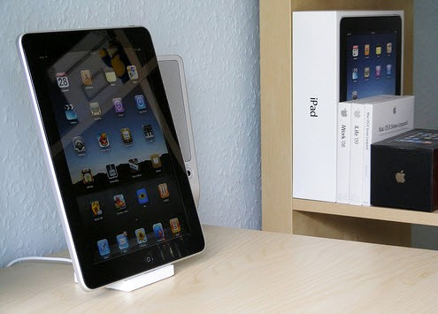 apple ipad 0009 La versione beta di iOS 4.2 porta il tethering e il  multitasking anche su iPad 3G