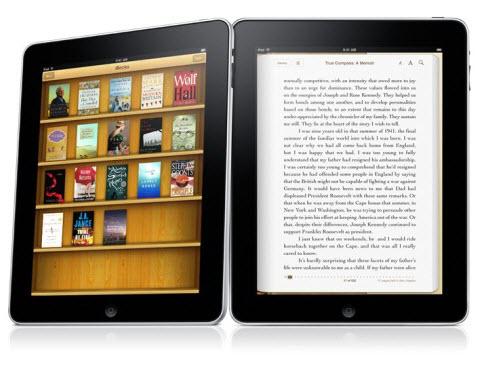 iPad iBooks 001 Disponibile la nuova release di iBooks 1.1.1 per iPhone, iPodTouch e iPad