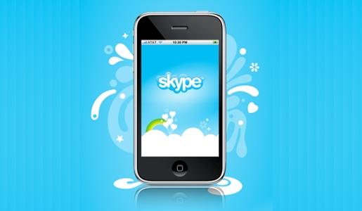 skype ios41 Skype per iPhone aggiunge il supporto al multitasking