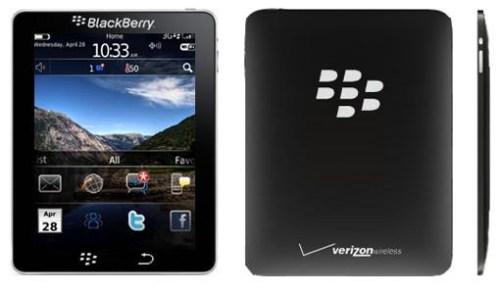 RIM tablet 001 500x292 RIM: BlackPad lantagonista di iPad, non sarà dotato di BlackBerry OS 6 ma di sistema operativo QNX