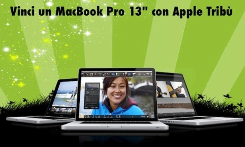 Vinci un MacBook Pro 131 500x300 Vinci un MacBook Pro 13 con Apple Tribù