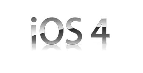 iOS4.1 logo 0011 iOS 4.1 con Game Center e iTunes Ping potrebbe essere rilasciato l'8 settembre