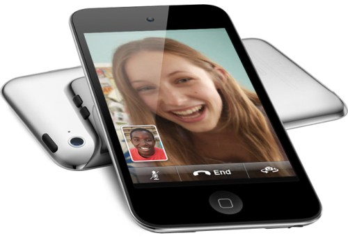 iPodTouch 01.09 001 500x361 Disponibile il nuovo iPod Touch, con FaceTime, display retina, registrazione video in  HD, e Game Center