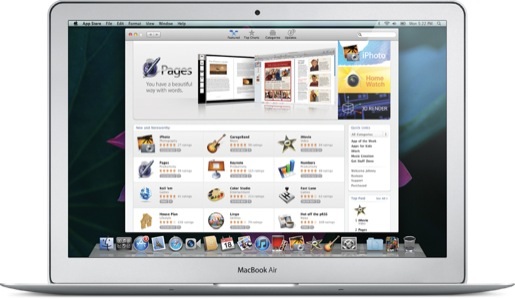 Lion 2 Mac App Store, Launchpad e Mission Control in Mac OS X Lion