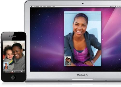 facetime for mac 001 500x362 FaceTime in versione beta disponibile anche su Mac, videochiama da Mac iPhone 4 e iPod Touch