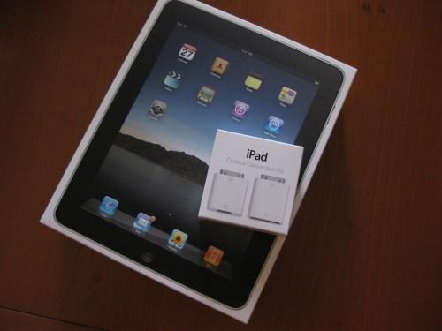 ipad1 500x375 iPad, lesperienza di unutente medio.