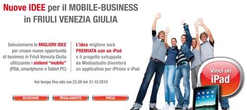 vinciipad1 Contest di idee per vincere un iPad