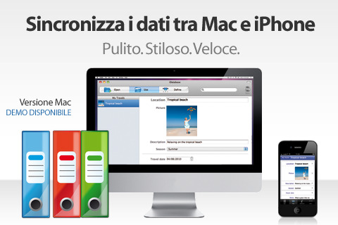 idbi iDatabase per iPhone gratis per 24 ore