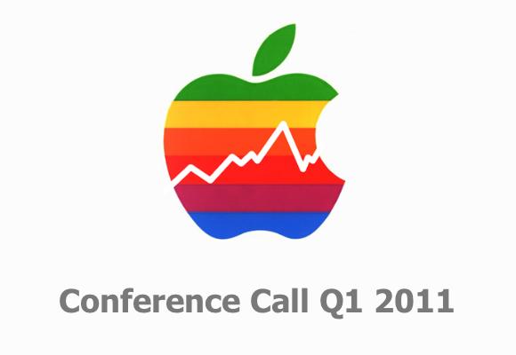 %name Situazione finanziaria di Apple: conference call il prossimo 18 Gennaio