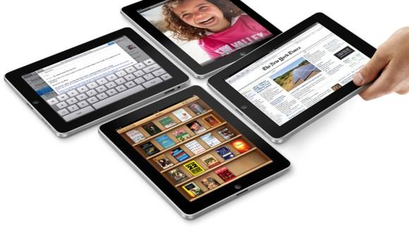 ipad1 580x325 Apple si prepara al 2011 commissionando 65 milioni di schermi per iPad