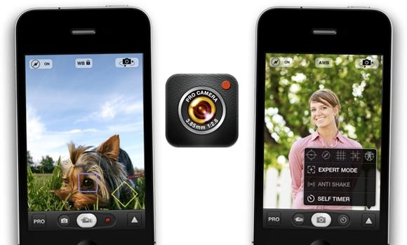 procamera11 ProCamera per iPhone, tutto a portata di tap