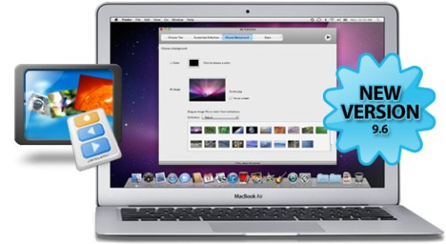 slideshow 500x274 E arrivato il nuovo Apimac Slideshow per Mac