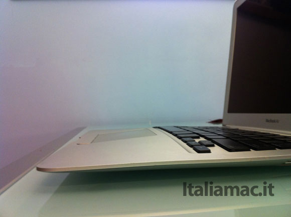 air 1 MacBook Air: problemi alla batteria
