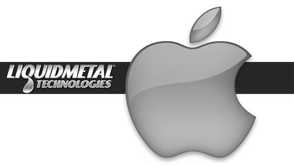 apple liquidmetal Apple ottiene il primo brevetto Liquidmetal per la produzione di batterie rivoluzionarie
