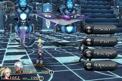 Chaos Rings gameplay
