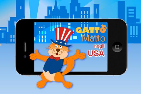 gattomatto Gatto Matto approda negli USA