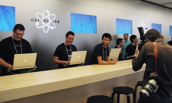 genius bar 1 Apple Store: presto il servizio di impostazione personale