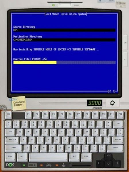 idos App Store: ritorna iDOS, programma di emulazione DOS