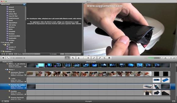 imovie Aggiornamento Software: disponibile la nuova versione di iMovie 9.0.2