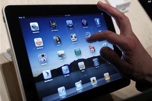 ipad1 I prossimi iPad e iPhone non avranno più il pulsante Home?