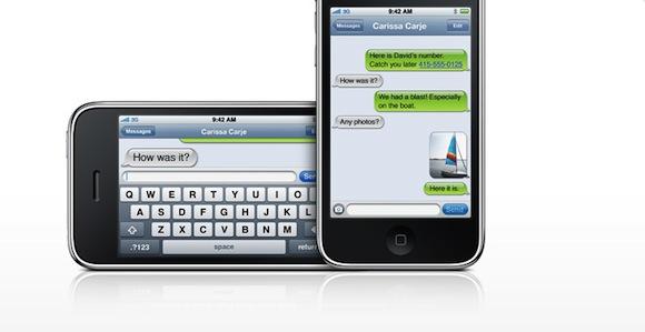iphone messaging HighNote é la nuova applicazione gratuita per scambiare messaggi con i nostri amici