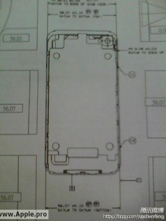 iphone1 Rivelate nuove immagini delliPhone 5?