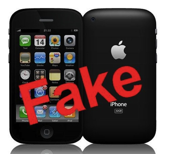 iphone 4 fake Prova di una copia delliPhone 4 made in China