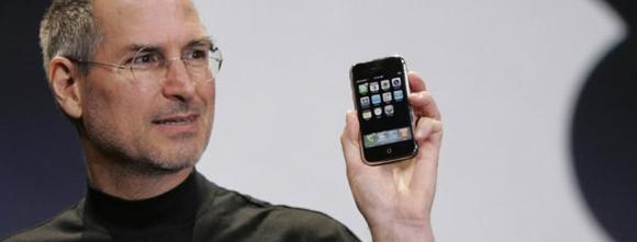 jobs iphone LiPhone oggi compie 4 anni